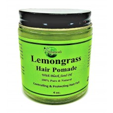 Lemongrass  Hair Pomade