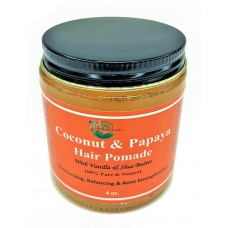 Coconut & Papaya Hair pomade