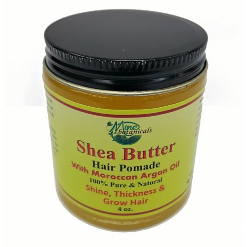 Natural Shea Butter Hair Products