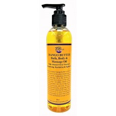 Mango Butter Bath, Body & Massage Oil