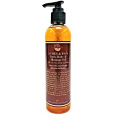 Aches & Pain Bath, Body & Massage Oil