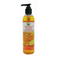 MILK & HONEY  Bath, Body & Massage Oil