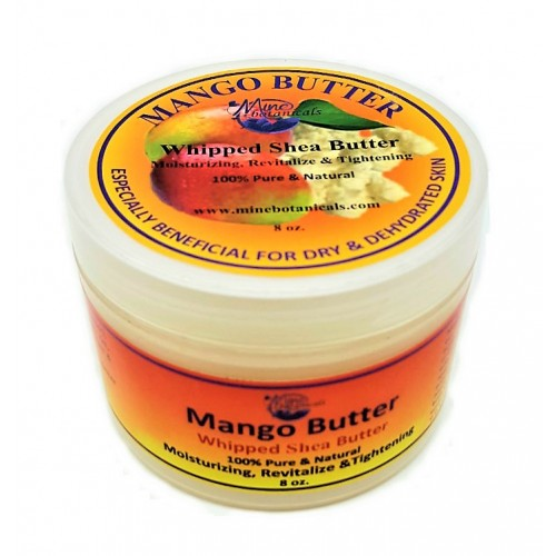 Mango Butter Natural Hair Products
