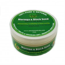 Moringa & Black Seed Infused Shea Butter