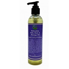 Relaxation Bath, Body & Massage Oil