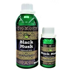 Black Musk Imported Attar