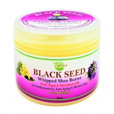 Black Seed Whipped Shea Butter