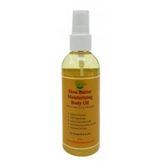 Shea Butter  Moisturizing Body Oil