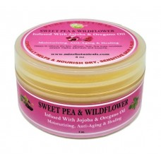 Sweet Pea & Wild Flower infused shea butter