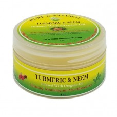 TURMERIC & NEEM Infused Shea Butter