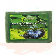 Moringa & Black Seed Soap